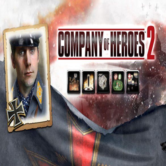 Company of Heroes 2: German Commander - Storm Doctrine DLC