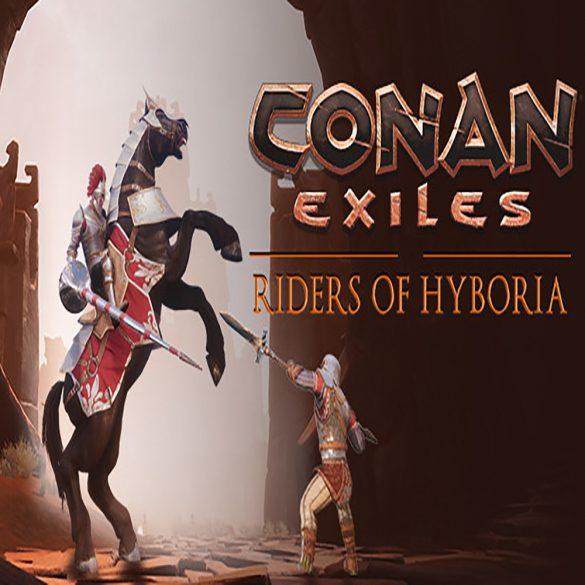 Conan Exiles - Riders of Hyboria Pack (DLC)