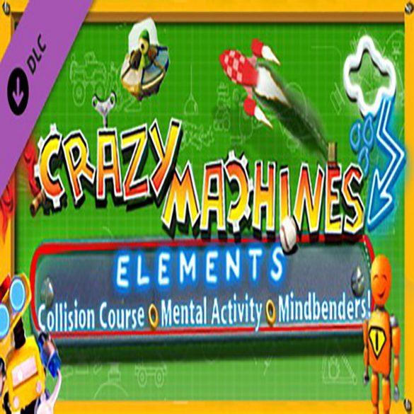 Crazy Machines Elements - Collision Course & Mental Activity (DLC)