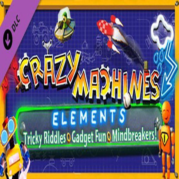 Crazy Machines: Elements - Gadget Fun & Tricky Riddles