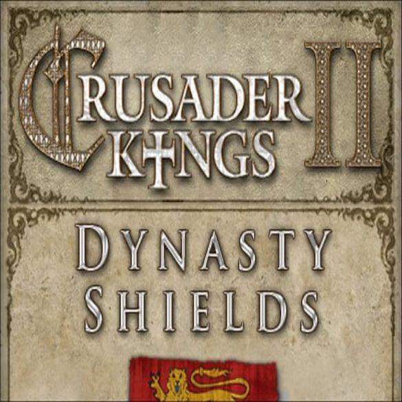 Crusader Kings II - Dynasty Shields (DLC)