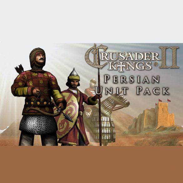 Crusader Kings II - Persian Unit Pack
