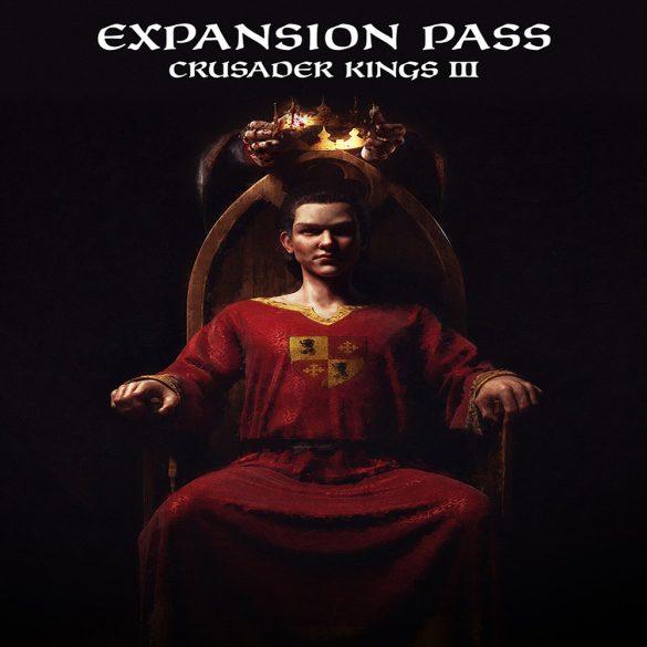 Crusader Kings III: Expansion Pass (DLC)