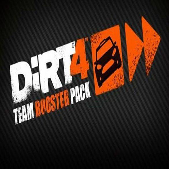 DiRT 4 - Team Booster Pack (DLC)