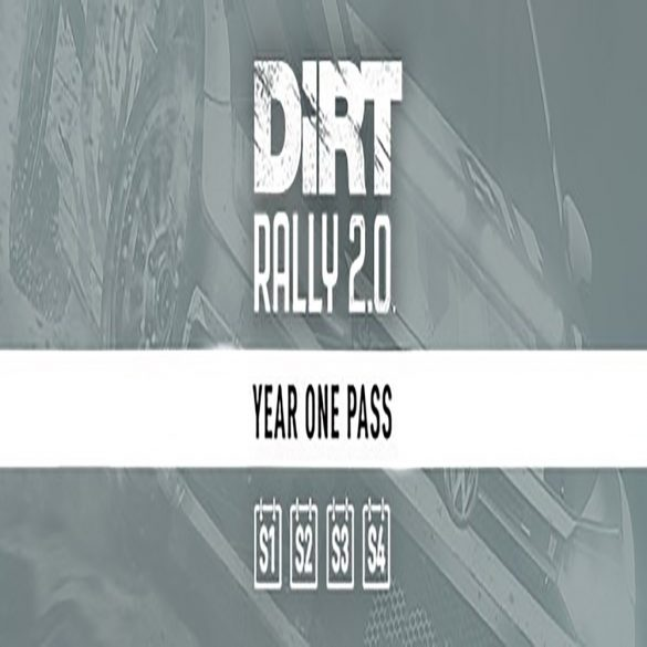 DiRT Rally 2.0 - Year One Pass (DLC)