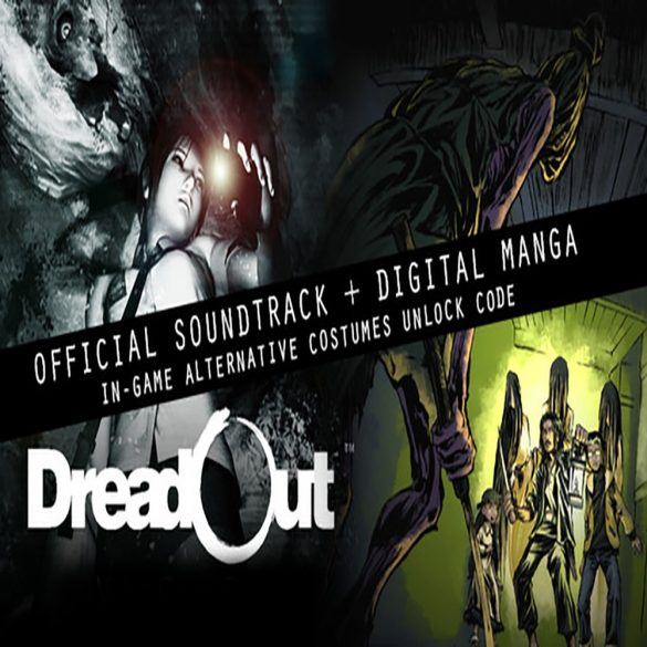 DreadOut - Soundtrack and Manga