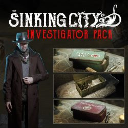 The Sinking City: Investigator Pack DLC (EU)
