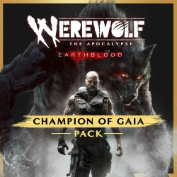 Werewolf: The Apocalypse - Earthblood Champion of Gaia Pack (DLC)