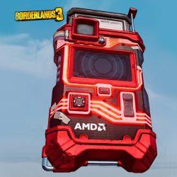 Borderlands 3 - AMD Echo Device Communicator DLC SHiFT