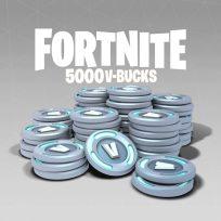 Fortnite - 5000 V-Bucks