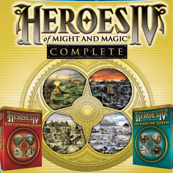 Heroes of Might & Magic 4: Complete