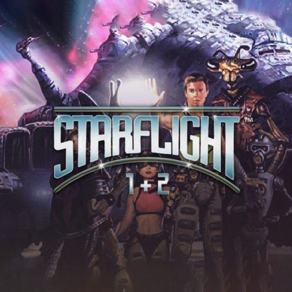 Starflight 1+2