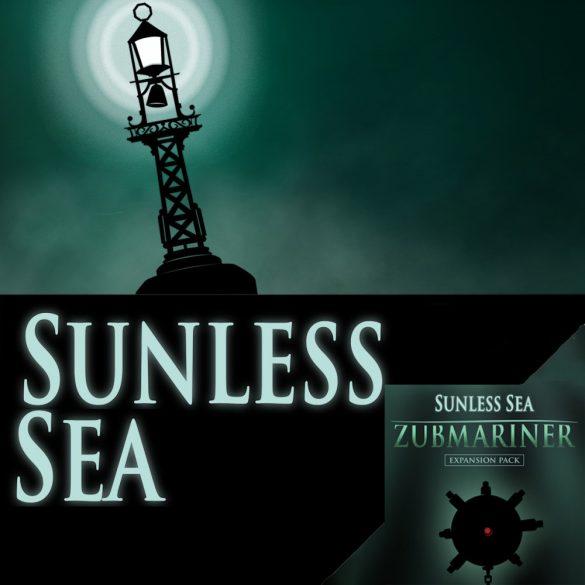 Sunless Sea + Zubmariner (DLC)