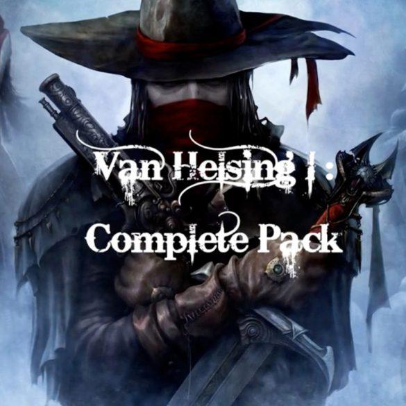 The Incredible Adventures of Van Helsing: Complete Pack