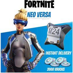 Fortnite Neo Versa + 2000 V-bucks