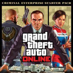 Grand Theft Auto V GTA: Criminal Enterprise Starter Pack