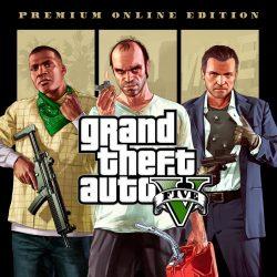 Grand Theft Auto V GTA 5 - Premium Online Edition (EU)