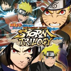 Naruto Shippuden: Ultimate Ninja Storm Trilogy (EU)