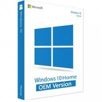 Windows 10 Home 32/64bit (OEM)