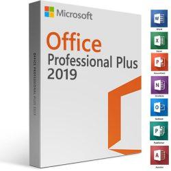 Microsoft Office 2019 Professional Plus (Online aktiválás)