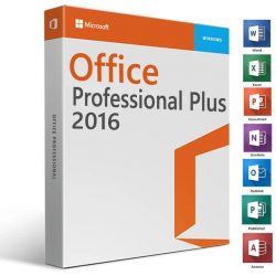 Microsoft Office Professional Plus 2016 (79P-05552)