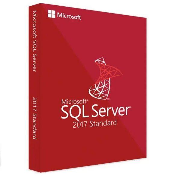 Windows SQL Server 2017 Standard