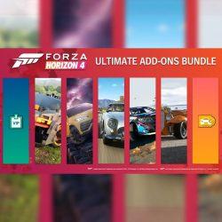 Forza Horizon 4 Ultimate Add-Ons Bundle (DLC) (EU)