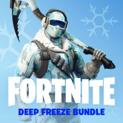 Fortnite Deep Freeze Bundle