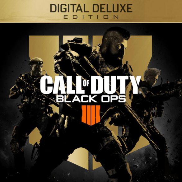 Call of Duty: Black Ops 4 (Digital Deluxe) (EU)