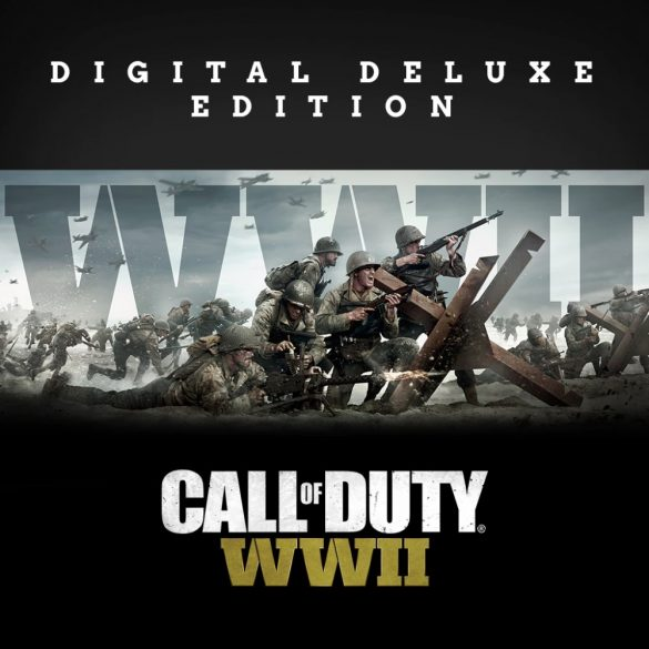 Call of Duty: WWII Digital Deluxe Edition (EU)