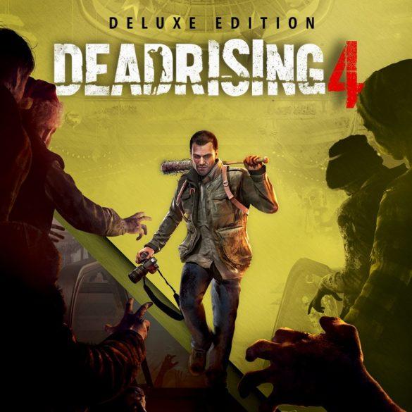 Dead Rising 4 Deluxe Edition (EU)