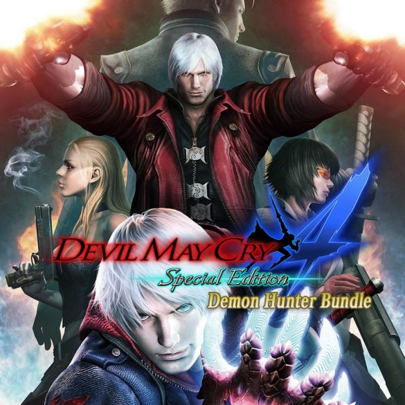 Devil May Cry 4 Special Edition (EU)