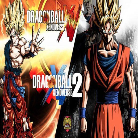 Dragon Ball Xenoverse 1 and 2 Bundle (EU)