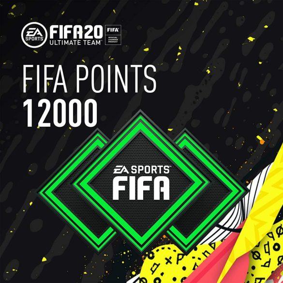 FIFA 20 - 12000 FUT Points