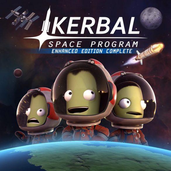Kerbal Space Program Enhanced Edition (EU)
