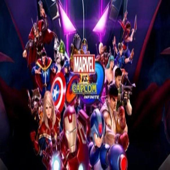 Marvel vs. Capcom: Infinite (EU)