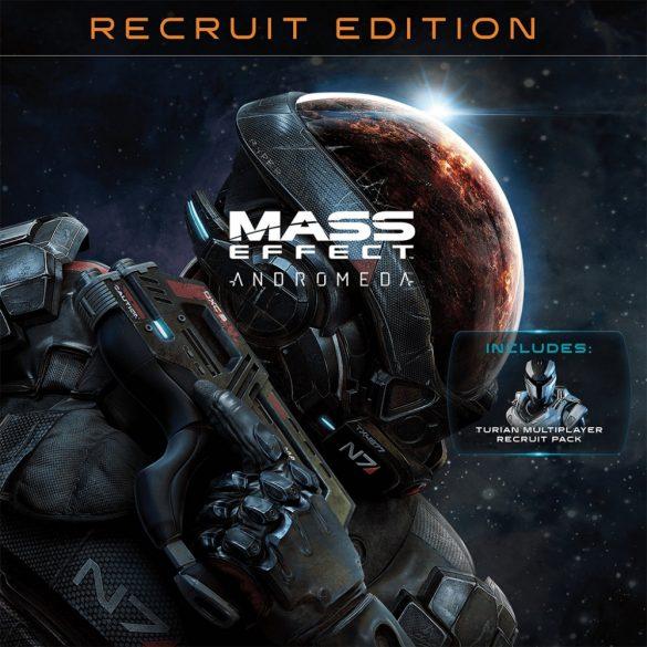Mass Effect Andromeda Deluxe Recruit Edition (EU)