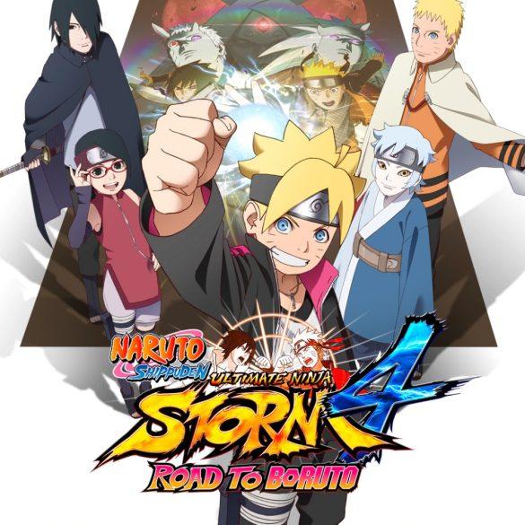 NARUTO SHIPPUDEN: Ultimate Ninja STORM 4 Road to Boruto (EU)