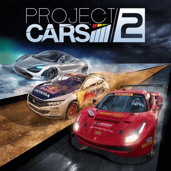 Project CARS 2 (EU)