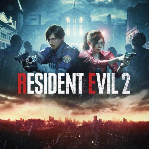 Resident Evil 2 / Biohazard RE:2 - Deluxe Weapon Samurai Edge - Chris & Jill Model Bundle DLC