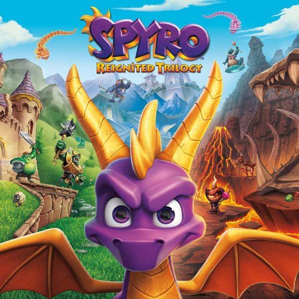 Spyro Reignited Trilogy (EU)