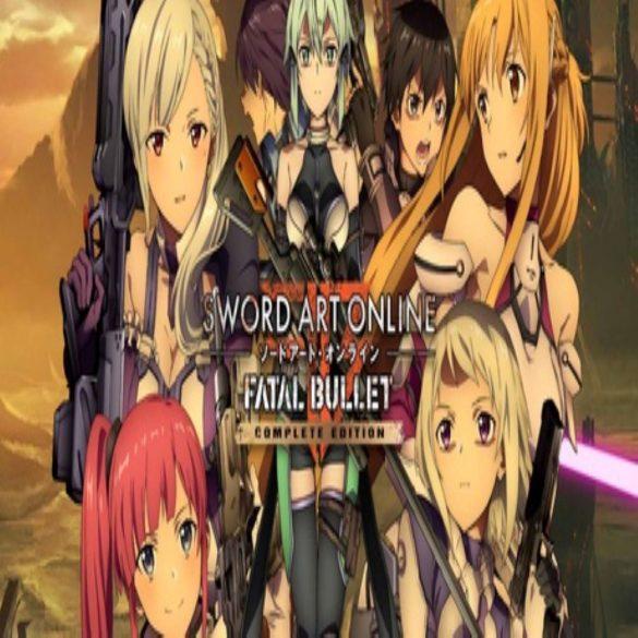 Sword Art Online: Fatal Bullet Complete Edition (EU)