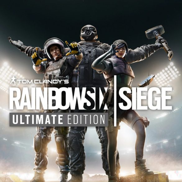 Tom Clancy's Rainbow Six Siege Year 4 Ultimate Edition
