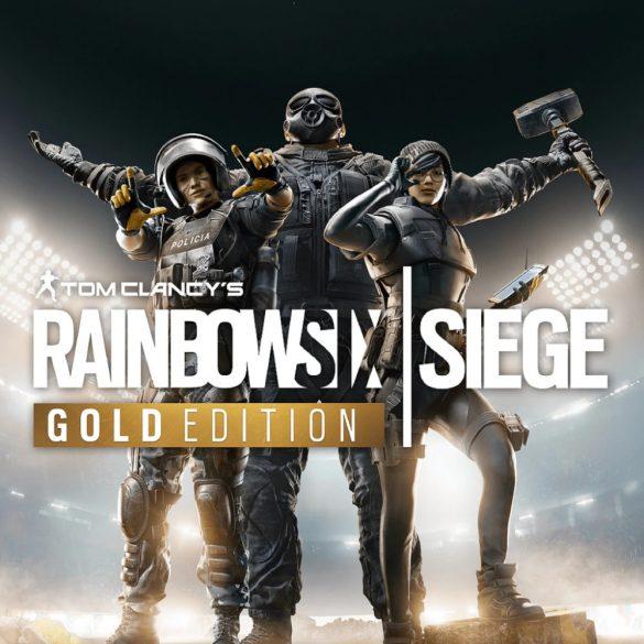 Tom Clancy's Rainbow Six Siege: Year 5 (Gold Edition)