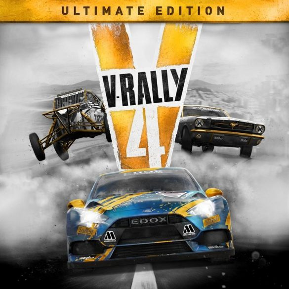V-Rally 4 Ultimate Edition (EU)