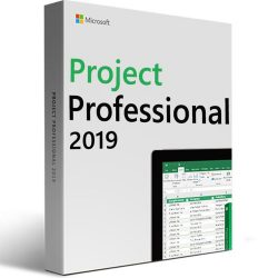 Microsoft Project Professional 2019 (H30-05756)