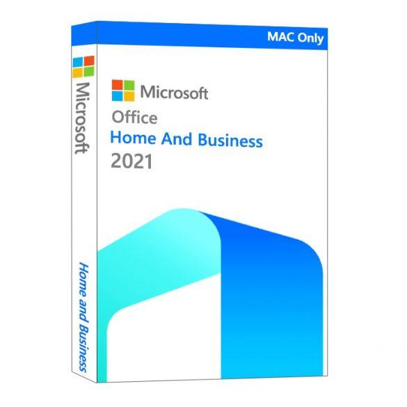 Microsoft Office 2021 Home & Business (MAC) (Költöztethető)